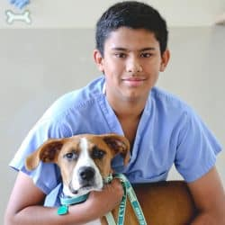 Eshan Selvan – Veterinary Assistant and All Around Fine Young Man